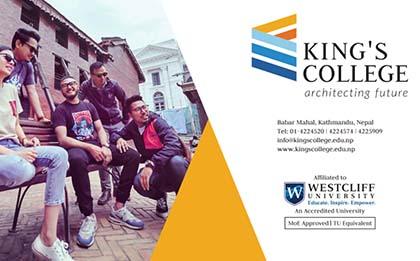 Kings College BBA MBA | Babarmahal Kathmandu