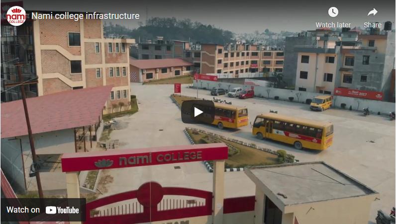 NAMI College Infrastructure