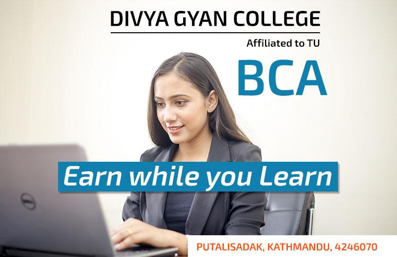 BCA at Divya Gyan