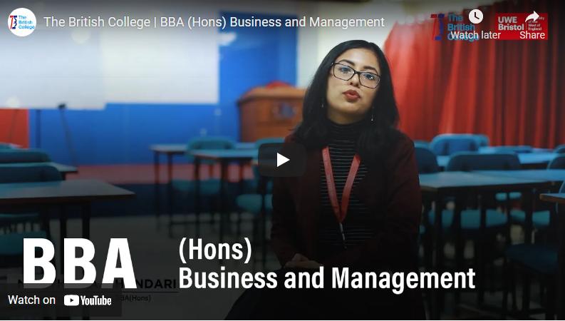British College Video 2