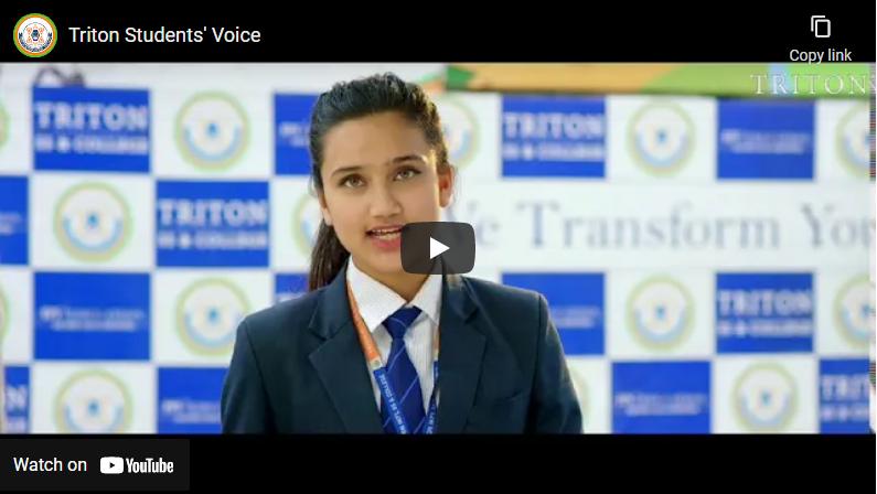 Triton Students' Voice
