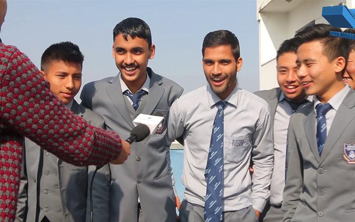 Xavier International College at a Glance, Kathmandu
