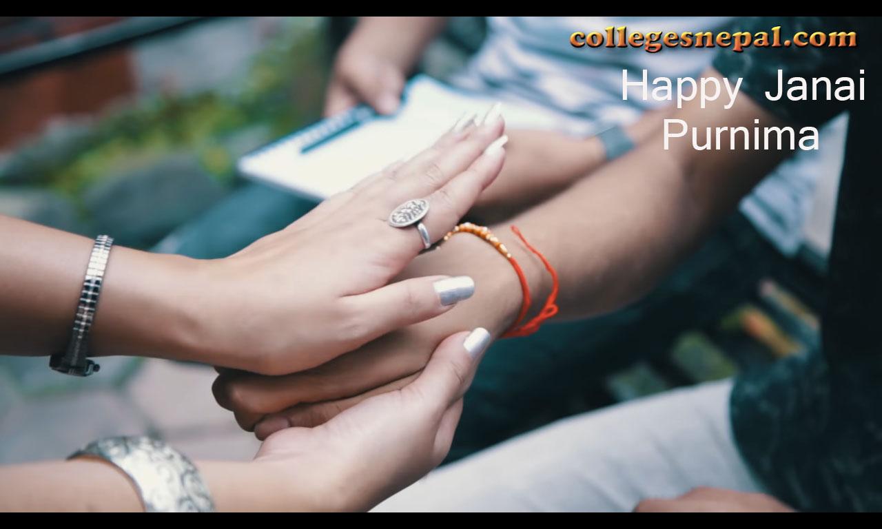Happy Janai Purnima