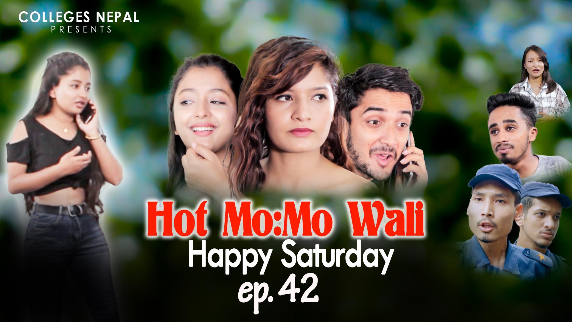 Momowali | Happy Saturday Ep 42 | Nepali Comedy Movie