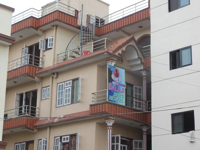 Balaji Boys Hostel