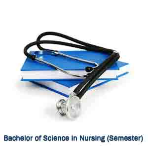 B.Sc. Nursing (Semester)