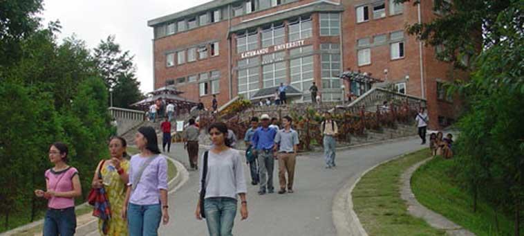 Education system at Kathmandu University (KU) on a halt since 18 days