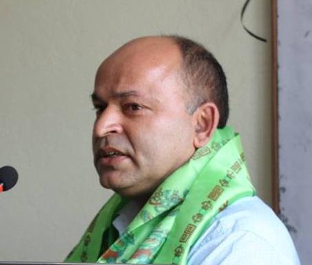 Prof. Lalu Prasad Paudel  Chairman of Tribhuvan University service commission