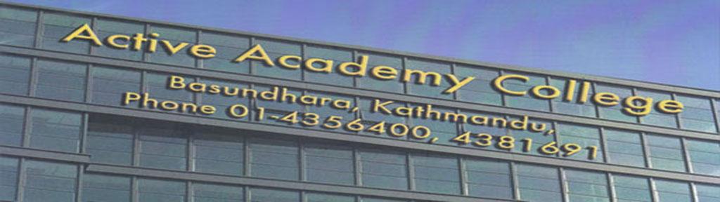Active Academy College