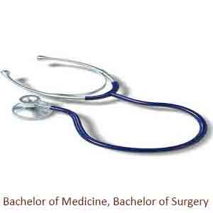 Bachelor of Medicine, Bachelor of Surgery