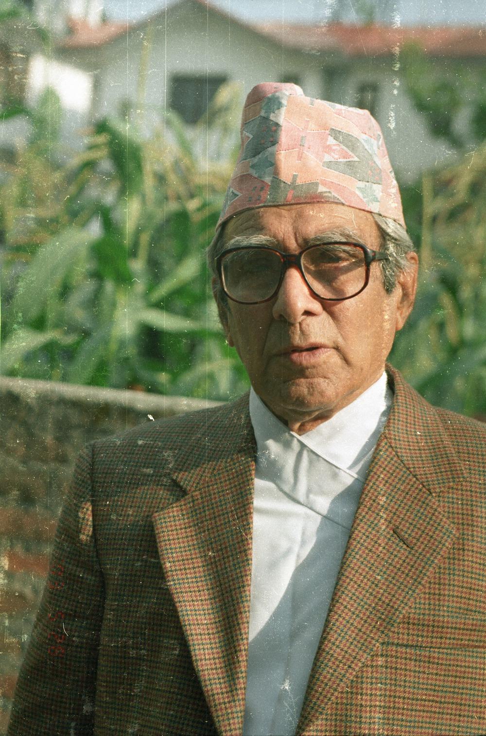 Madhav Prasad Ghimire: Rastra Kavi of Nepal